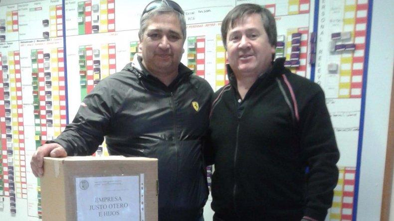 Afiliados al Sindicato de Petroleros Jerárquicos de la Patagonia Austral  eligieron en los últimos días a sus representantes gremiales en las  compañías Tacker