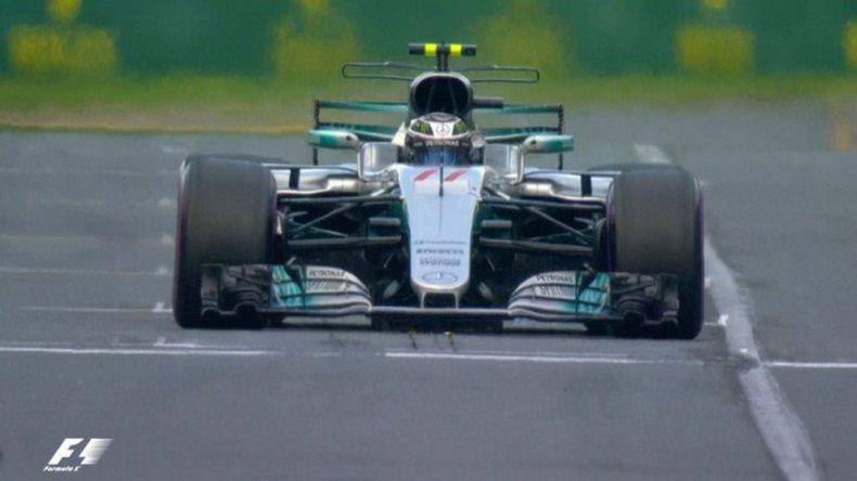 Hamilton ganó el Gran Premio de Monza