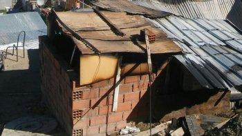 Un hombre murió calcinado en su casa