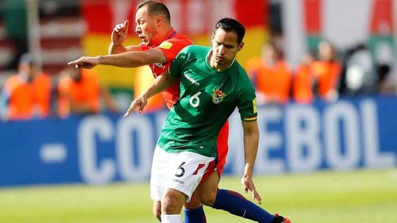 Bolivia complicó la clasificación de Chile
