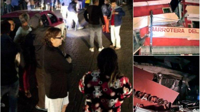 Terremoto de magnitud histórica en México dejó al menos 32 muertos
