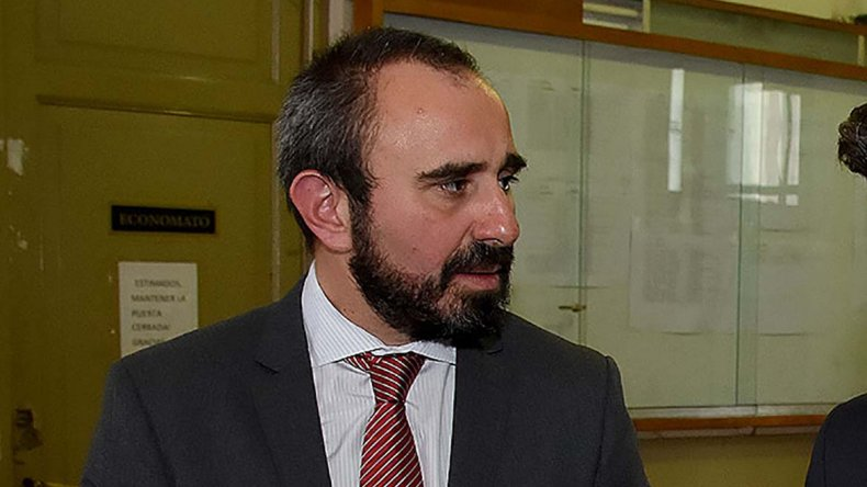 El juez federal Guido Otranto aseguró que esperará los resultados de los estudios de ADN para poder llamar a declarar a los gendarmes que participaron del operativo en el que desapareció Santiago Maldonado en Cushamen.