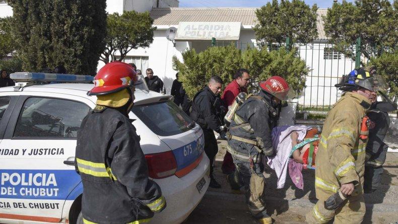 El incendio en el pabellón de mujeres de la alcaidía desencadenó nuevos acontecimientos que afectaron sobre todo a una de las cinco internas asfixiadas.