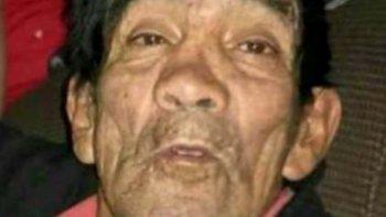 La horrible muerte del vecino Raúl Vicente Muriano causó conmoción en la comunidad caletense.
