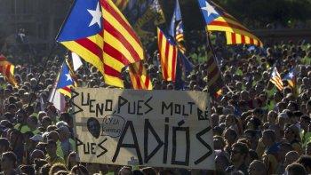 Se estima que más de un millón de personas ayer participaron de la movilización.