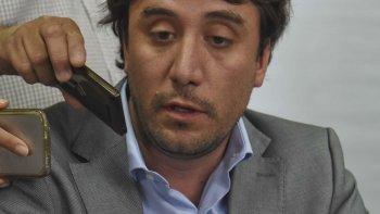 El ahora exministro Gilardino fue quien promovió la frustrada reunión de ayer.