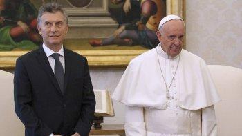 el papa retira a su embajador en la argentina