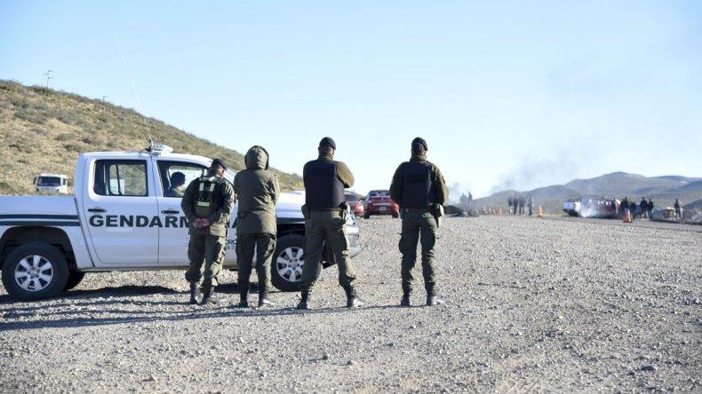 Gendarmes descartan la nueva hipótesis que respalda el Gobierno