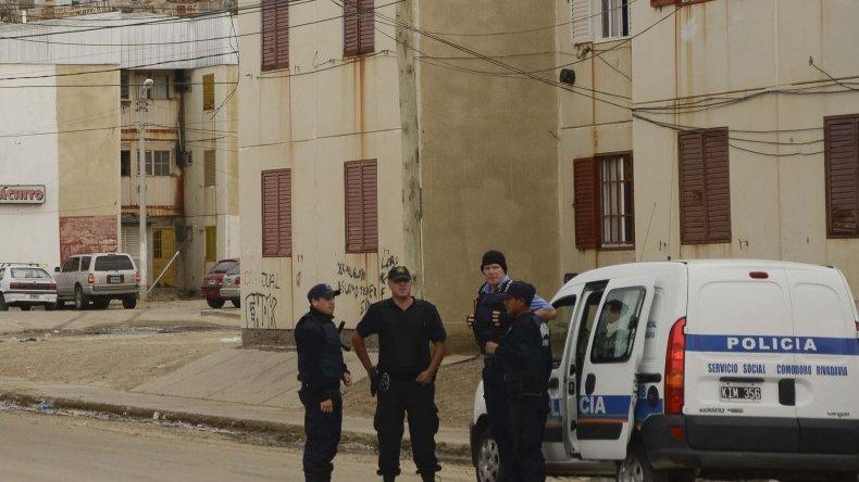 El jefe de Policía del Chubut