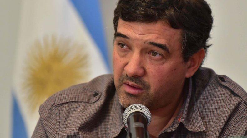 Albaini valoró el apoyo de Navarro al pedido de licencia de Jerónimo García