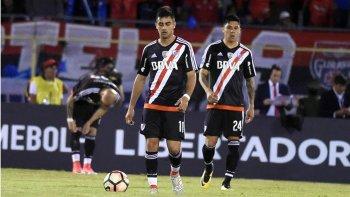 river sufrio una dura derrota en bolivia