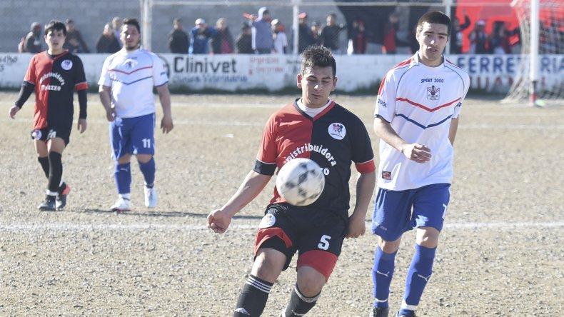 Próspero Palazzo viene de vencer 2-0 a Argentinos Diadema.