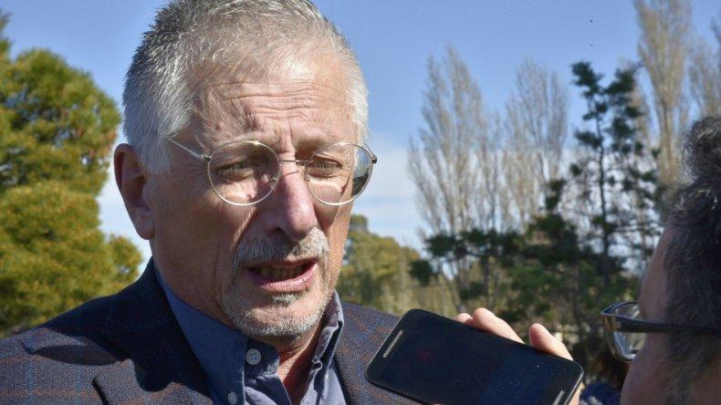 Jerónimo García destacó el apoyo que recibió de intendentes como Carlos Linares