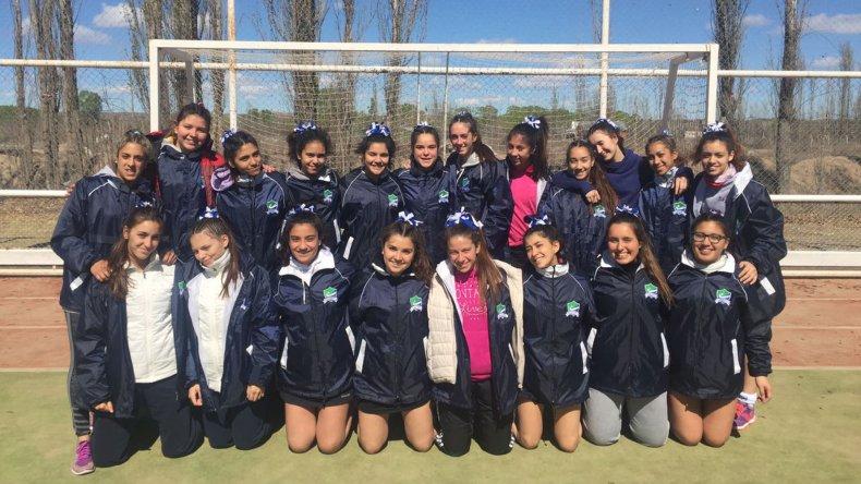 Las chicas de la selección Sub 16 cayeron por penales ante Neuquén A.