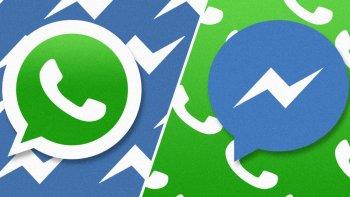 el chat de facebook le hace frente a whatsapp
