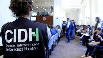 la cidh convocara al gobierno a una reunion para tratar el caso maldonado