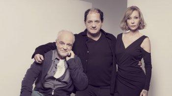 Junto a Inés Estevez y Juan Leyrado, Julio Chávez protagoniza El maestro, la nueva miniserie de El Trece.