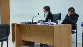 Axel Nieves cumple prisión preventiva hace once meses por balear a dos jóvenes y a un patrullero.