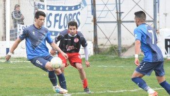Jorge Newbery viene de vencer por 1-0 al Deportivo Sarmiento y de esa manera se adueñó del liderazgo del torneo Inicial A.