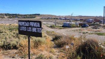 Los Bretes será uno de los sectores en los que procurará que a sus habitantes ya no los afecten la lluvia y sus consecuencias.