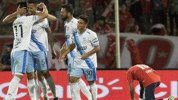 atletico tucuman elimino a independiente de la copa argentina