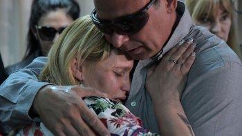 Fueron seis años diciendo la verdad y hoy se hizo justicia, afirmó Carola Labrador, madre de Candela.