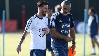 Luis García, reconocido como uno de los kinesiólogos más predilectos de Lionel Messi, formará parte de la clínica.