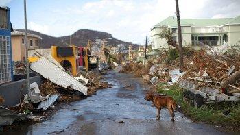 huracan maria: 15 muertos en la isla de dominica