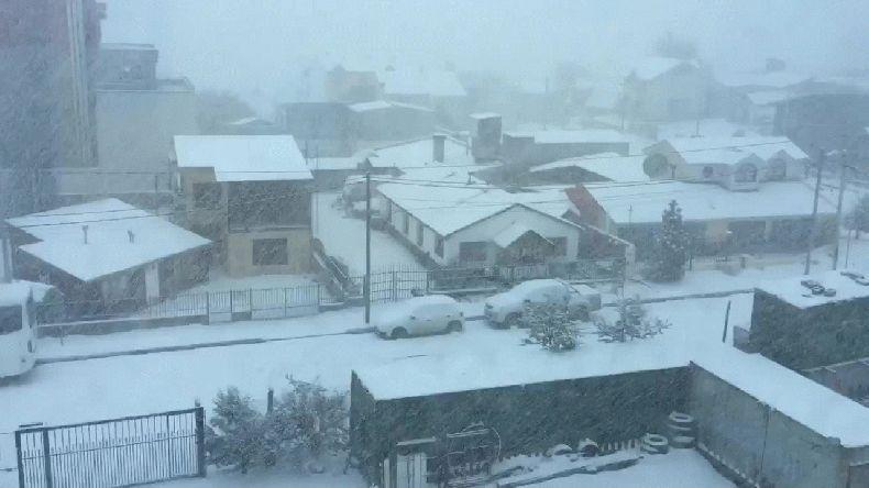 Ushuaia ante la peor temporada invernal de la historia