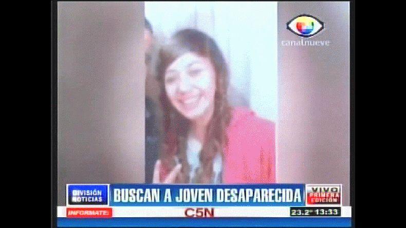 Buscan a una adolescente de 15 años que se fue de su casa