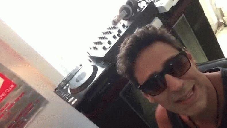 {altText(<p>El Dj Diego Ro-k, invita a todos a la Sunset Party de este sábado en #IN.&nbsp;</p><p></p>,El sábado se presta para la Sunset Party ¡No te la podés perder!)}