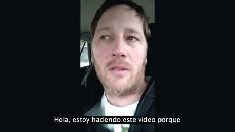 Conmovedor video de un padre sobre el Síndrome de Down