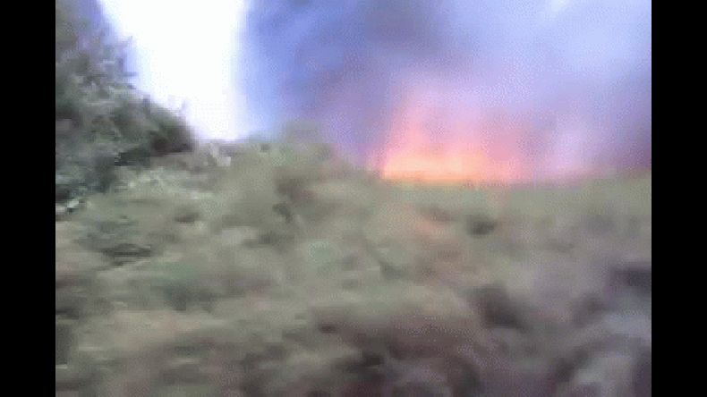 Video de Brigada de Incendios Forestales