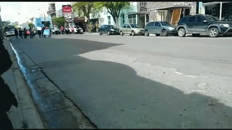 Mascoteros reclamaron nuevamente en las calles céntricas