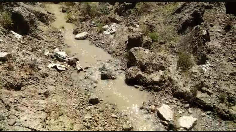 Pérdida cloacal complicó un servicio de sepelio en Km 9