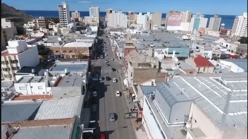 Video de Daniel Palacios para El Patagónico.