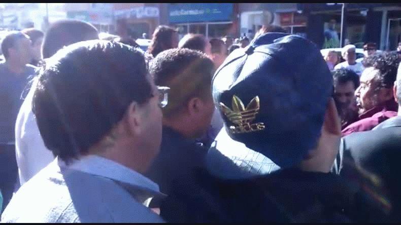Masiva marcha en pedido de justicia y seguridad
