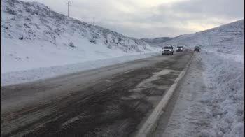 rutas con escarcha y nieve